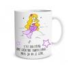 Mug Sirène  C'est dur d'être une créature fantastique...lulu shop