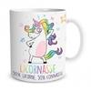 Mug Licorne  Licornasse - 50% licorne, 50% connasse lulu shop (2)