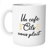 Mug Cils Un café cils vous plait lulu shop 2