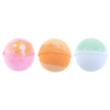 Lot de 3 Boules de Bain Fruitées carlin Pugs and kisses (2)