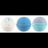 Lot de 3 Boules de Bain - Sirène, mer enchantée - (2)