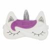 Masque Yeux Licorne violet 1