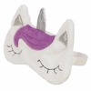 Masque Yeux Licorne violet 2