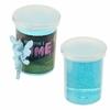 Pâte Gluante Slime bleue avec Figurine Fée