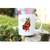 Mug Cadeau pour Végan Carotte Super Végan lulu shop (5)