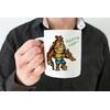 Mug Cadeau pour Végan  Gorille Walking Végan lulu shop (3)