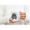 Mug Cadeau pour Végan  Panda Yoda Végan lulu shop (5)