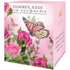 Bougie 35 heures  Rose d'été lulu shop