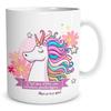 Mug Licorne C'est dur d'être une créature fantastique lulu shop
