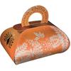Savon ballotin cadeau Lulu shop the english soap company patchouli fleur d'oranger