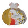 Lulu shop Savon ballotin cadeau d'invité Zinnia et Cèdre Blanc