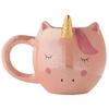 Mug Tête de Licorne Rose lulu shop 1 (2)