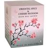 Bougie 35 heures  Fleurs de cerisier aux épices orientales lulu  shop