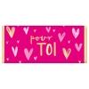Tablette de chocolat Message Pour toi lulu shop