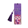 Marque Page Chouette Wise Wings Gratitude lulu shop