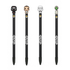 Stylos Star Wars Episode IX Funko POP! stylos à bille avec embouts Star Wars Lulu shop