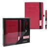 Set papeterie Marvel Logo lulu shop (1)