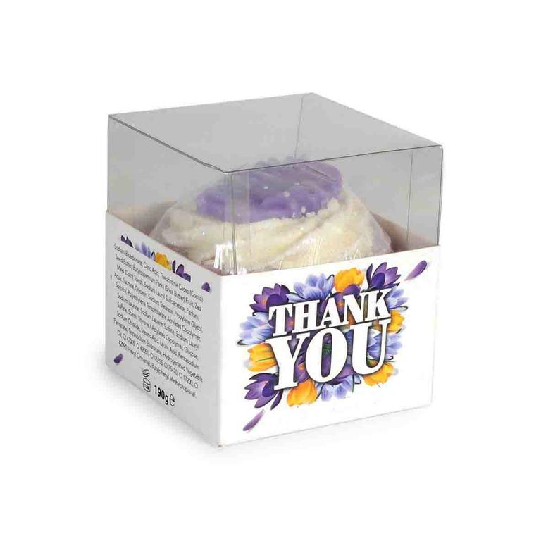www.lulu-shop.fr boule de bain effervescente Muffin de bain Merci