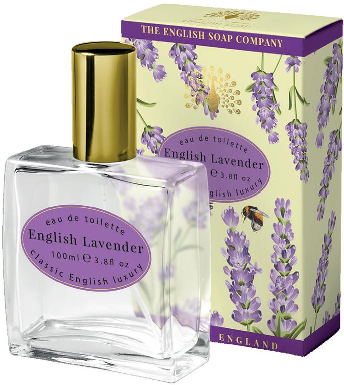 Eau de Toilette  Lavande anglaise lulu shop