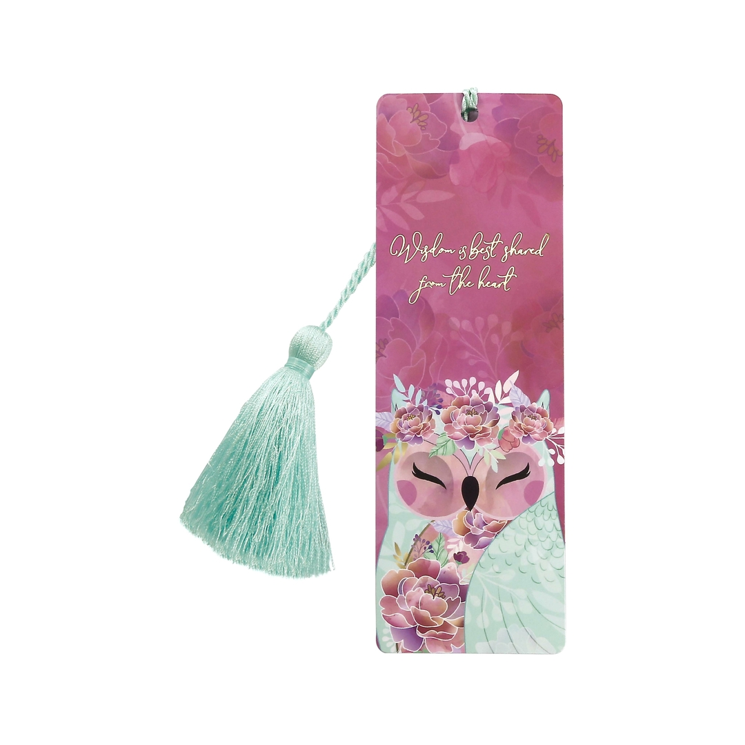 Marque Page Chouette Wise Wings Gentilesse lulu shop