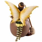 Fée avec pot de miel par Natasha Faulkner Lulu Shop 3