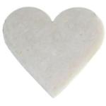 Mini Savon cœur Noix de Coco Lulu Shop