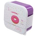 Lot de trois boîtes repas - Design Donut Lulu Shop 5