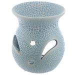 Petit brûleur à huile en céramique - Design craquelé Lulu shop 5
