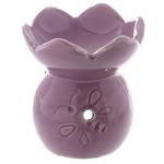Petit Brûleur A Huile Céramique Fleur Lulu Shop 4
