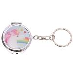 Porte-clés avec miroir de poche - Licorne Lulu Shop 2