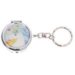 Porte-clés avec miroir de poche - Licorne Lulu Shop 4