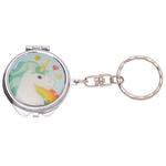 Porte-clés avec miroir de poche - Licorne Lulu Shop 5