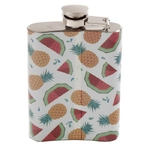 Flasque Acier Inoxidable 11cl - Tropical Lulu Shop 4
