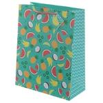 Sac Cadeau Tropical Ananas et Pastèque - Large lulu shop 2