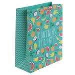 Sac Cadeau Tropical Ananas et Pastèque - Large lulu shop 3