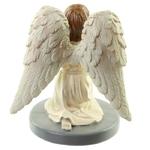 Figurine Ange Gardien Céleste par Natacha Faulkner avec Bougie lulu shop 3