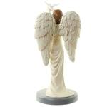 Figurine Ange Gardien Céleste par Natacha Faulkner - Colombe lulu shop 5