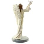 Figurine Ange Gardien Céleste par Natacha Faulkner - Colombe lulu shop 6