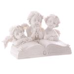 Anges Lisant un Livre avec LED lulu shop 0