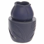 Bruleur à Huile Céramique Bleu Foncé lulu shop 1