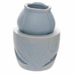 Bruleur à Huile Céramique Bleu clair lulu shop 1