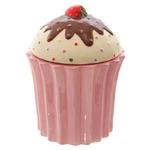 Pot en forme de cupcake rose lulu shop 1