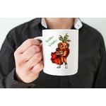 Mug Cadeau pour Végan Carotte Super Végan lulu shop (3)