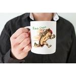Mug Cadeau pour Végan  Hot Dog Flash Veggie lulu shop (5)