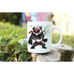 Mug Cadeau pour Végan  Panda Yoda Végan lulu shop (3)