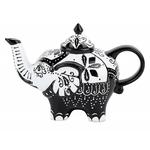 Théière en Porcelaine design éléphant I lulu shop 1