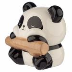 Tirelire Kawaï Panda avec Branche lulu shop 1