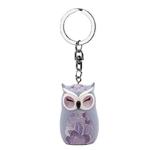 Porte clés Chouette Wise Wings Connaissance lulu shop 1.1