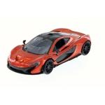 McLaren P1 Métallique Orange Foncé Carbone Motormax 1-24 lulu shop 1