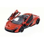 McLaren P1 Métallique Orange Foncé Carbone Motormax 1-24 lulu shop 2